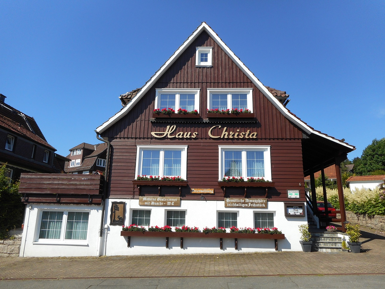 Pension Haus Christa Braunlage