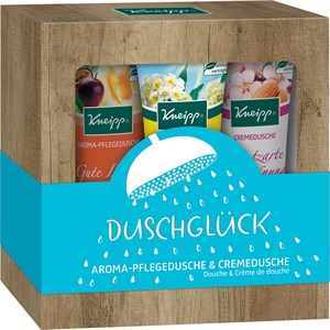 Kneipp shower gel set for free with your booking at Pension Haus Christa in Braunlage!